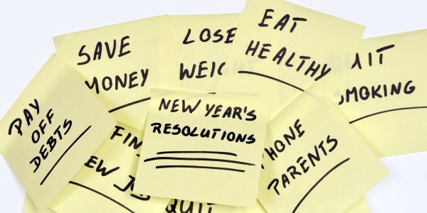 New Year Resolution - ELF