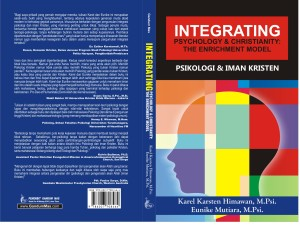 Integrating psychology and christianity - Karel Karsten & Eunike Mutiara